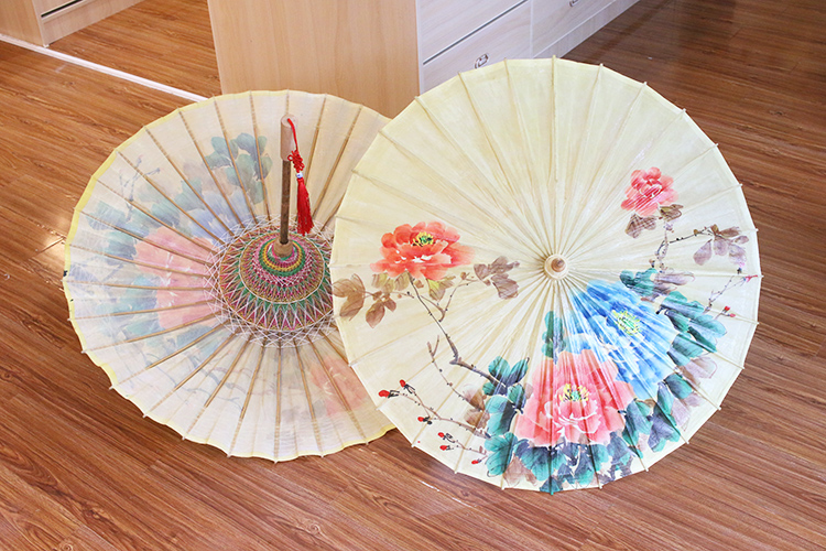 油纸伞的制作工艺|定制油纸伞价格