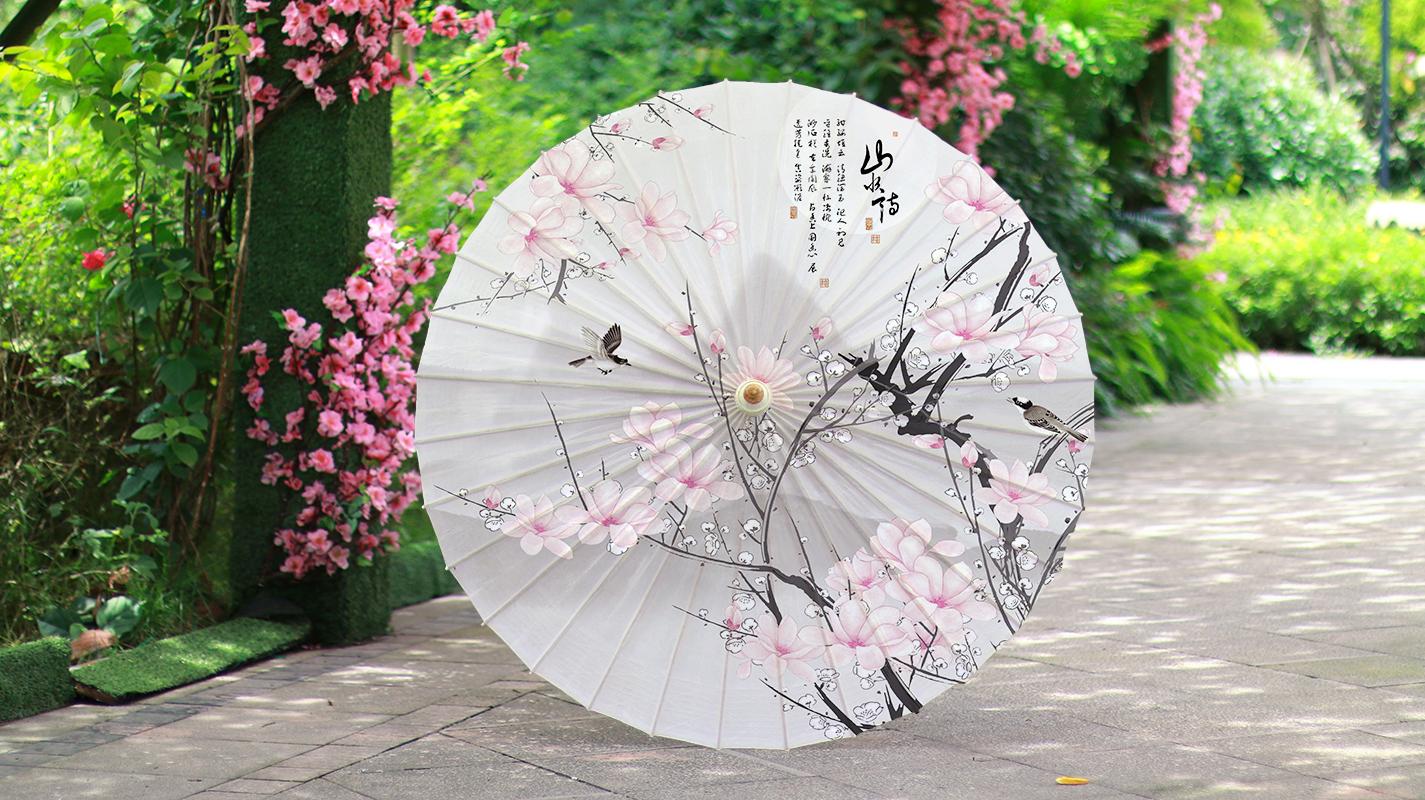 泸州油纸伞定制厂家讲解油纸伞里的民俗文化