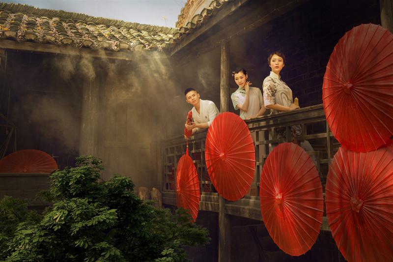 2008年,分水油纸伞入选国家级非物质文化遗产保护名录|泸州油纸伞
