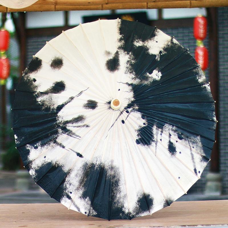 【墨】彩印油纸伞