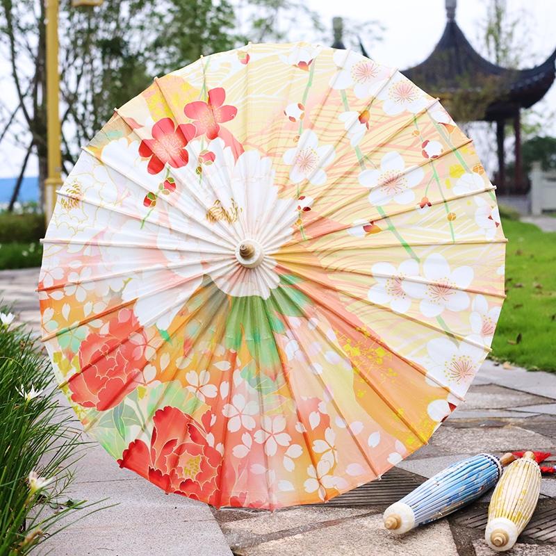【日系】彩印油纸伞