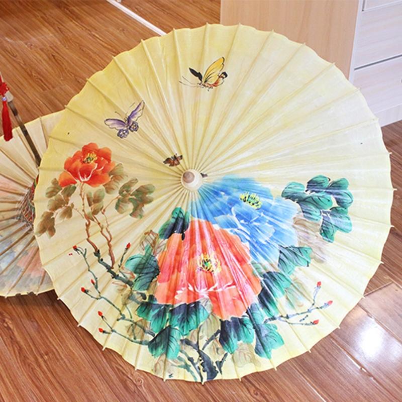 浙江手绘油纸伞